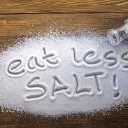 Reduce your salt intake for a healthier heart